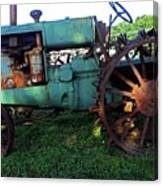 Antique Tractor 1 Canvas Print