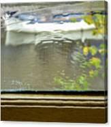 Antique Window - Amsterdam Canvas Print