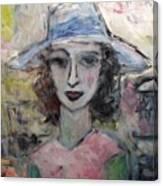 Antoinelle Canvas Print