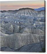 Anza Borrego Canvas Print