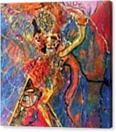 Apache Cosmogony  Canvas Print