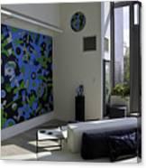 Apartment In Dumbo Canvas Print