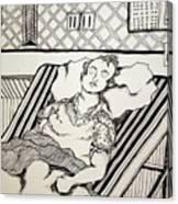 Apendicitis Canvas Print
