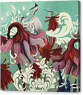Aphrodite's Garden Canvas Print
