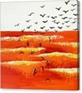 Apocalyptic Canvas Print