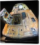 Apollo 14 Command Module Kitty Hawk Canvas Print