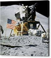 Apollo 15: Jim Irwin, 1971 Canvas Print