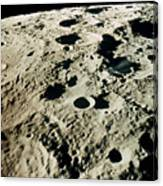 Apollo 15: Moon, 1971 Canvas Print