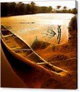 Aponwao River  Canvas Print