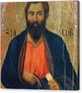 Apostle Jacob 1311 Canvas Print