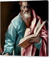 Apostle Saint Matthew Canvas Print