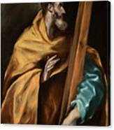 Apostle Saint Philip Canvas Print