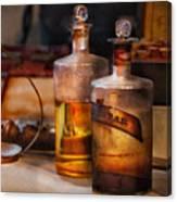 Apothecary - Magic Elixir  Canvas Print