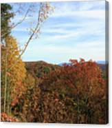 Appalachian Fall Canvas Print