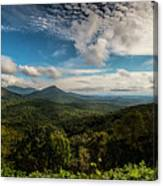 Appalachian Foothills Canvas Print