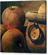 Apple Cider Canvas Print