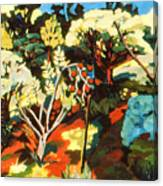 Apple Orchard Canvas Print