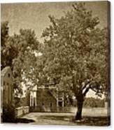 Appomattox Canvas Print