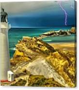 Approaching Storm 2015 Canvas Print