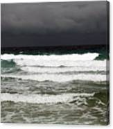 Approaching Storm 8 Canvas Print