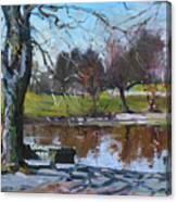 April 09 2011 Canvas Print