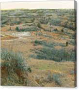 April Daydream Canvas Print