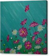 April Showers Canvas Print
