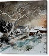 Aqua 290108 Canvas Print