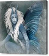 Aqua The Forest Fairy2 Canvas Print