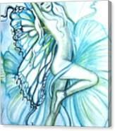 Aquafairie Canvas Print