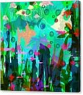 Aquaphoria Canvas Print