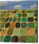 Aquifer # 16 Canvas Print