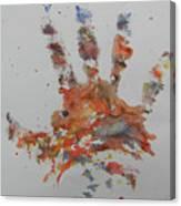 Arab Spring One Canvas Print