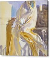 Arab Woman Canvas Print