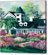 Arbor Inn Canvas Print