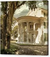 Arbor Lodge Canvas Print