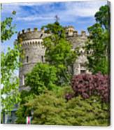Arcadia University Castle - Glenside Pennsylvania Canvas Print