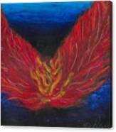 Arch Angel Gabrielle  Canvas Print
