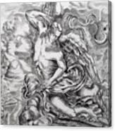 Arch Angel Canvas Print