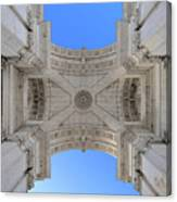 Arch-itecture Canvas Print