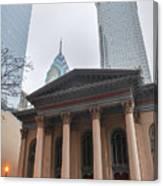 Arch Street Presbyterian Church - Philadelphia Canvas Print