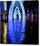 Arch To Freedom Canvas Print