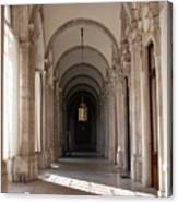 Arched And Elegant Canvas Print