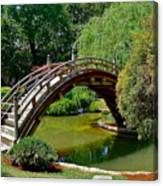 Arched Bridge Canvas Print