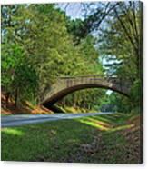 Arched Bridge Overpass  Canvas Print