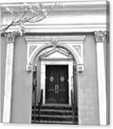 Arched Doorway Canvas Print
