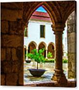 Arched View Canvas Print
