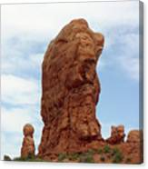 Arches Formation 27 Canvas Print