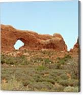 Arches Formation 34 Canvas Print