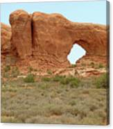 Arches Formation 37 Canvas Print